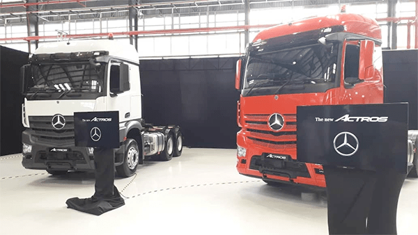 HAP SENG TRUCKS DISTRIBUTION TAKES BIGGEST SPACE