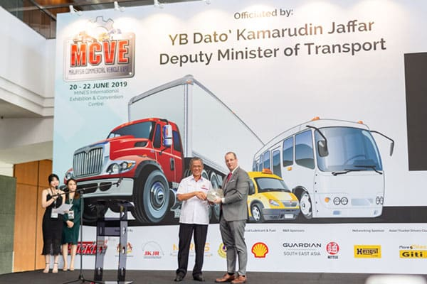 New Dates for Malaysia Commercial Vehicle Expo 2022